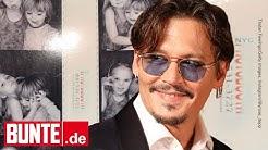 Johnny Depp - Wow! Sein Sohn Jack ist ein echter Mann geworden – Sixpack inklusive!