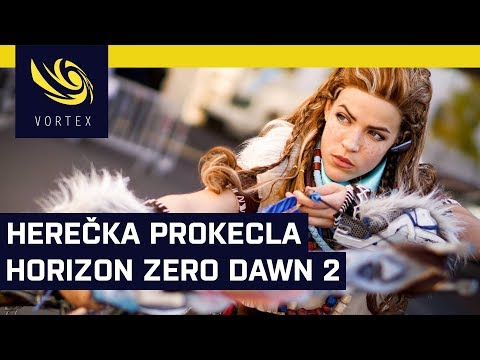 Novinkový souhrn: Horizon Zero Dawn 2, nové Star Wars, další Lara a Kratos mohl mít jiný hlas thumbnail