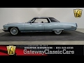 1972 Cadillac Coupe Deville Gateway Classic Cars #637 Houston Showroom