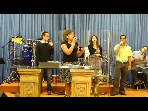 Es Cristo La Roca El Ancla De Mi Fe-Iglesia Evangelica Ministerio Sanador