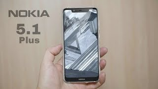 Nokia 5.1Plus - The Future is HERE !!!