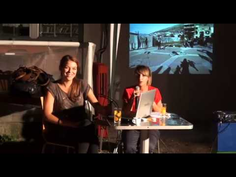 Anja Bogojevic and Amila Puzic Public Space as a Thought Lab