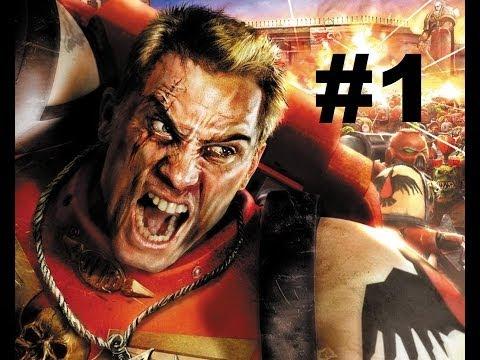Warhammer 40000: Dawn of War #1 [Жги еретиков!]