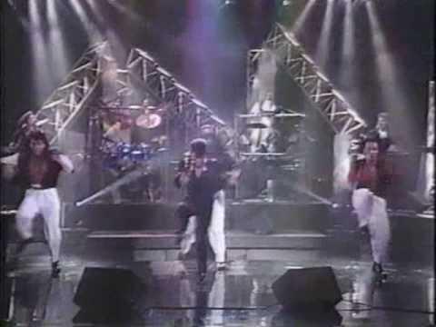 Stevie B on the Arsenio Hall Show - 1991