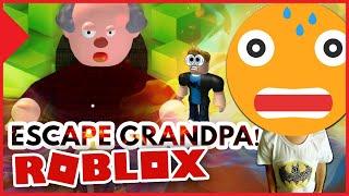 😖 échapper au terrible grand-père Obby Roblox Escape Grandpas House Obby
