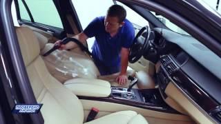 видео Сухая химчистка салона автомобиля