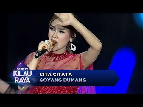 MANA TAHAN Goyang Bareng Cita Citata! [GOYANG DUMANG] - Road To Kilau Raya (23/9)