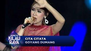Video MANA TAHAN Goyang Bareng Cita Citata! [GOYANG DUMANG] - Road To Kilau Raya (23/9) download MP3, 3GP, MP4, WEBM, AVI, FLV September 2018