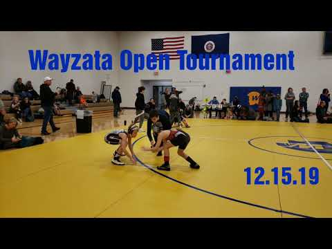 Youth Wrestling Tournament - 12/15/19