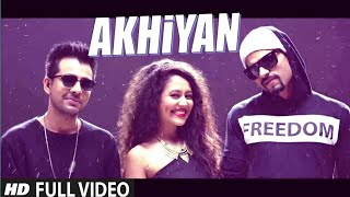 Akhiyan Best HINDI SONGS of NEHA KAKKAR | All NEW BOLLYWOOD SONGS 2016