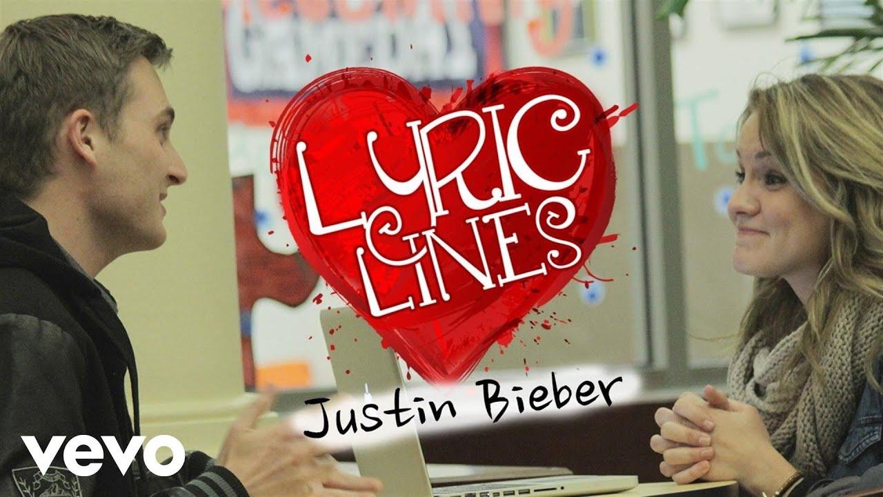 VEVO - Vevo Lyric Lines: Justin Bieber Lyrics Pick Up Girls?