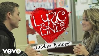VEVO - Vevo Lyric Lines: Justin Bieber Lyrics Pick Up Girls?