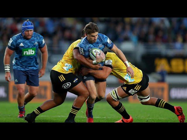 2020 Super Rugby Aotearoa Round One: Blues vs Hurricanes - Rugby.com.au