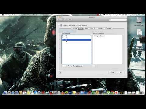How To Fix Slow Internet In Mac OS X Mavericks