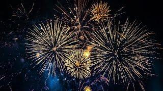 День Победы, Салют 9 Мая, Victory Day fireworks in Moscow
