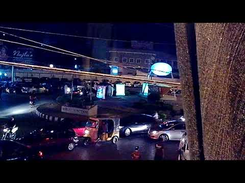 Night life of Karachi