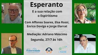 Esperanto e sua relação com o Espiritismo