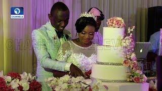 Beautiful Union: Olutope Cole Weds Gloria Utam |Metrofile|
