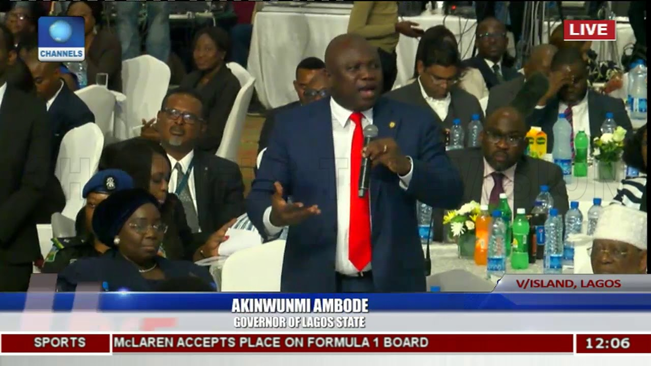 Download Gov Ambode Meets With Stakeholders Tagged 'Lagos Means Business' Pt.13  |Live Coverage|