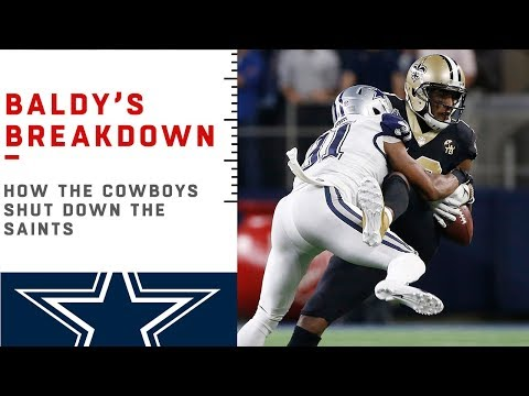 How the Cowboys Shut Down the #1 Offense in the League   NFL Film Review