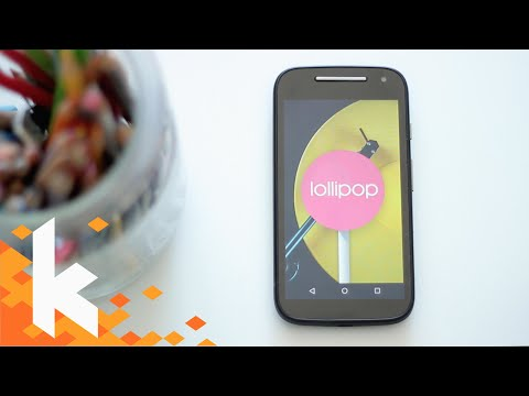Motorola Moto E (2015) Review (Deutsch)