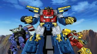 Transformers Armada Dub And Sub Episode 2 Metamorphosis (4/4)