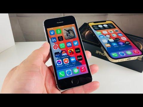 iPhone SE (1st GEN) Worth It in 2021? - YouTube