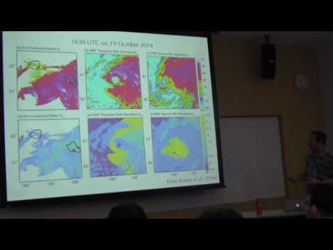台風セミナー2016 (Prof. Michael Bell 6/6)