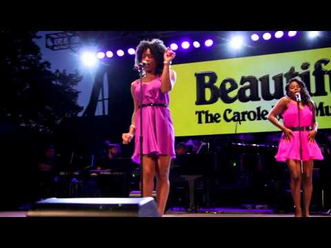 BEAUTIFUL performs at SummerStage | BEAUTIFUL - THE CAROLE KING MUSICAL