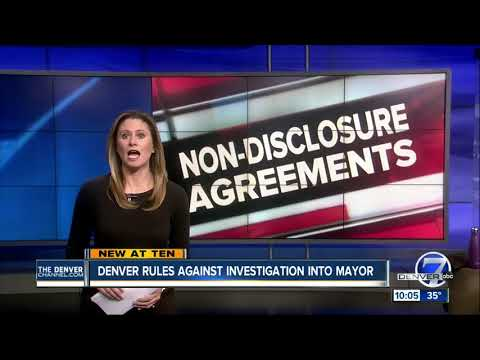 Council is against investigating Denver's mayor, doesn't want to re-victimize woman