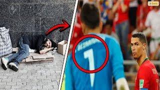 Antes este muchacho dormía en la calle! Ahora juega en la Copa Mundial Rusia 2018