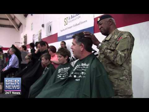 Saltus Grammar St Baldrick's Event, March 13 2015