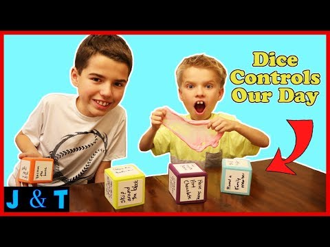 Dice Control Our Lives For A Day / Jake and Ty