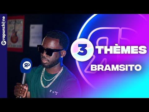 Youtube: Bramsito parle de sa relation avec Uzi, de la, femme parfaite, son passé, Maes, SDM, Fally – 3Thèmes