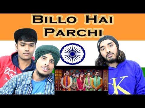 Indian reaction on Billo Hai   Parchi   Sahara feat Manj Musik & Nindy Kaur   Swaggy d