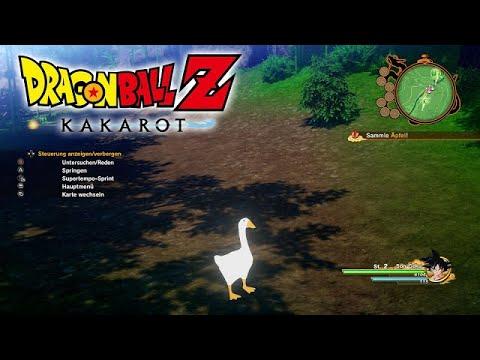 Goose | Dragon Ball Z Kakarot Mod