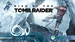 Bemutatjuk: Rise of the Tomb Raider | Xbox One