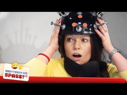 Der Telekinese-Hut | Verstehen Sie Spaß?