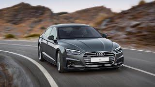 Audi A5 sportback.  Девка повелась!  Тест драйв удался.