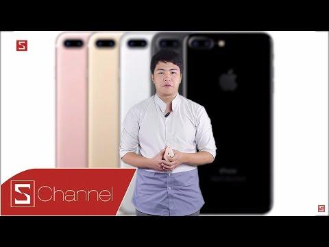 Đánh giá cấu hình iphone 7/7plus mới ra mắt 2016