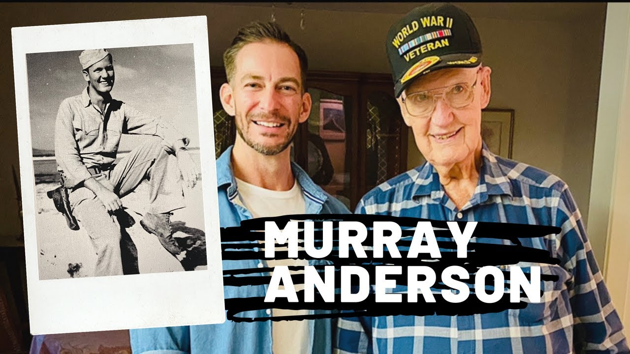 """Download Murray Anderson - """"The Unrelenting Test of War"""""""