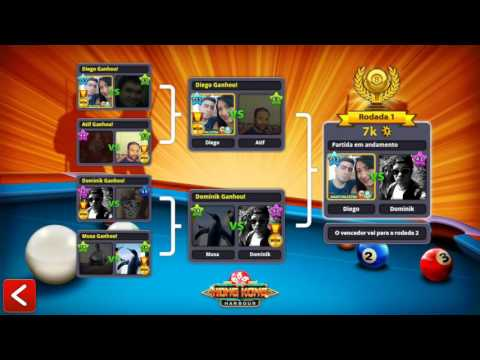 8 Ball Pool - HONG KONG HARBOUR #2