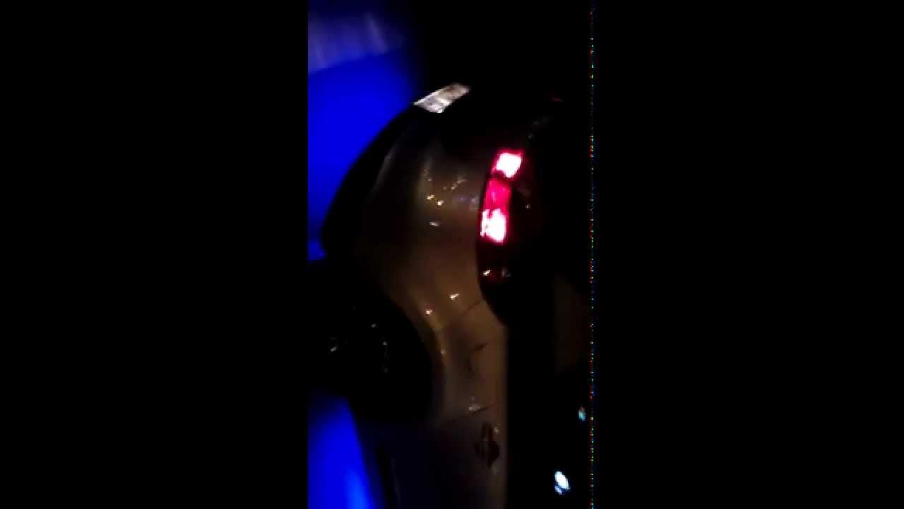 Неон подсветка для машины на примере Рено Меган 3