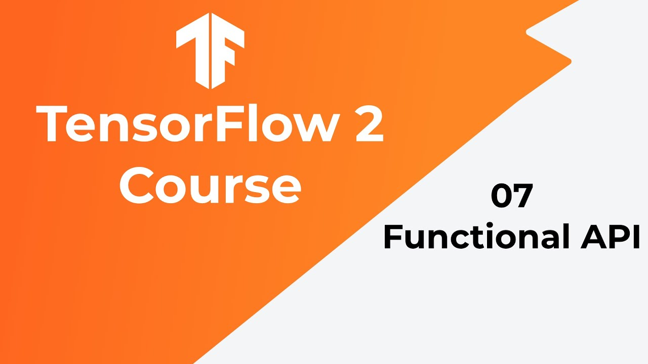 TensorFlow Tutorial - Functional API + Multi-output Project