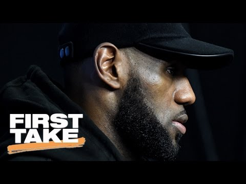 Has LeBron James Ever Looked Better? | First Take | May 18, 2017