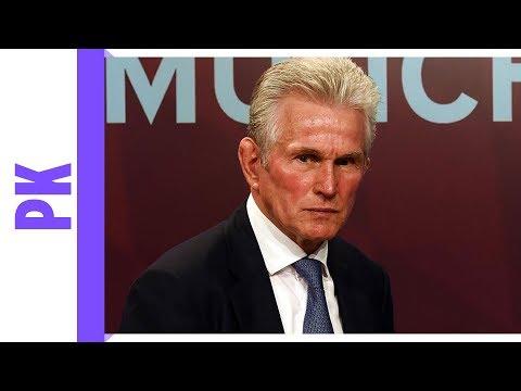 Heynckes Vorstellung | FC Bayern München