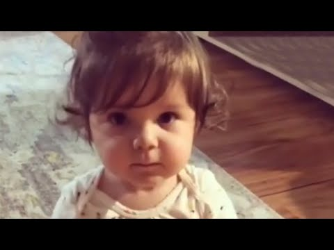 Frustrated Baby Hysterically Rage Quits