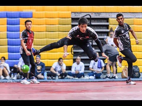 Dodgeball World Championship Cancun - USA Vs. MALAYSIA GRAND FINAL MENS