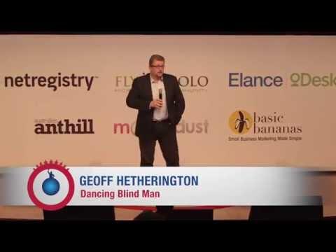 Geoff Hetherington, CEO turned business coach - KPI Case Study (Sydney 2015)