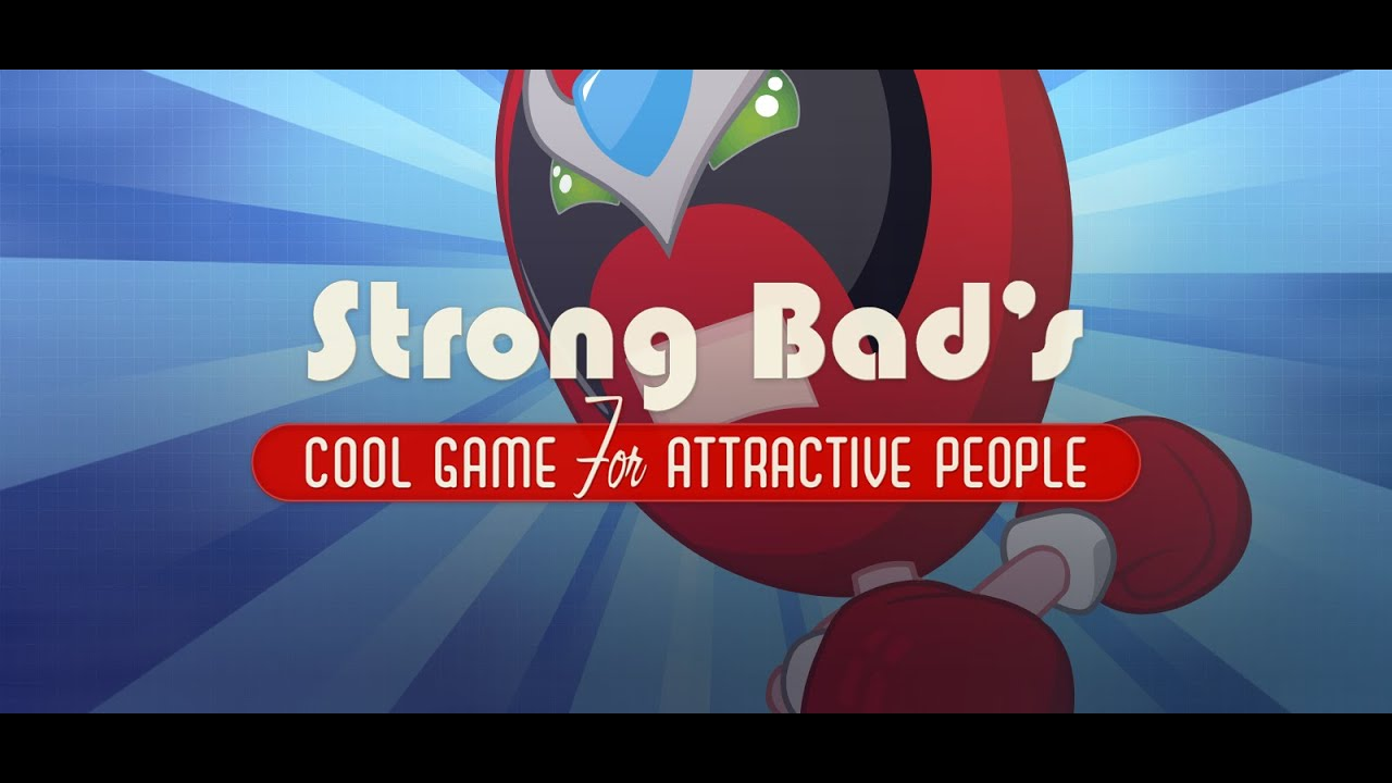Strong Bad's Cool Game for Attractive People - Baddest of ...